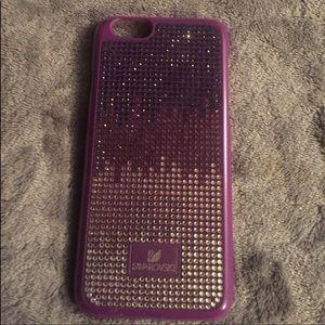 Swarovski crystal iPhone 6 phone case!